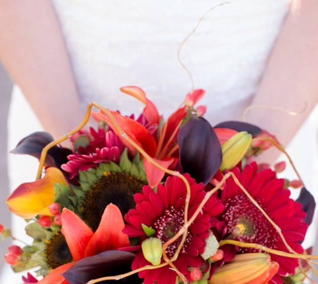 bouquet_sposa_girasoli_particolari