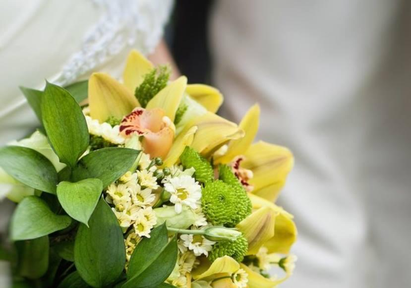 bouquet_sposa_orchidee_giallo