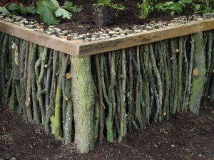 Recinzioni Per Giardino Fai Da Te.Bordure E Recinzioni Fai Da Te Per Giardini