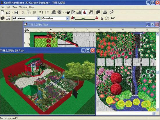 Software progettazione giardini 3d gratis programmi - Programma per progettare casa gratis ...