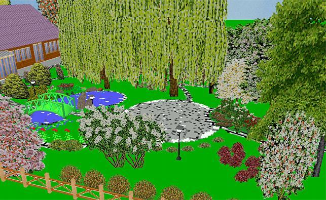 Software progettazione giardini 3d gratis programmi for Progettazione 3d gratis