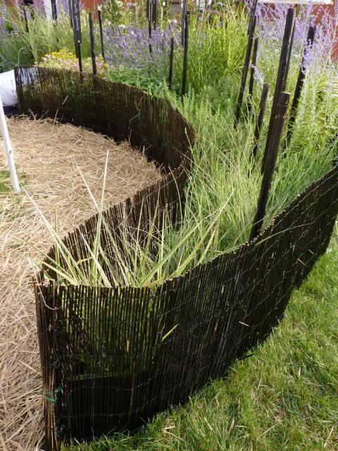 Aiutatemi a progettare il mio terrazzo un quadrato di for Bambu giardino