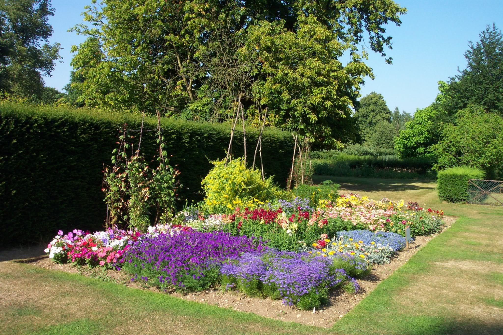 Giardino d 39 erba prato bordure ben delimitate vi va di - Cosa mettere al posto dell erba in giardino ...