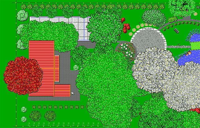 Software progettazione giardini 3d gratis programmi for Progettare giardini online